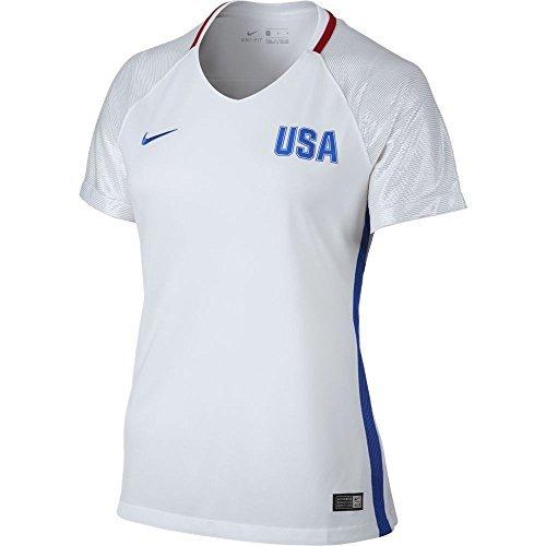 Nike 2016 Womens USA Olympic Home Jersey Medium (Nike Soccer Usa)