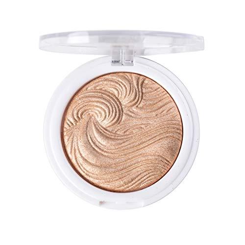 GoodLock Hot!! Fashion Shimmer Cream Face Highlight Eyeshadow Ladies Highlighter Glow Bronzer Make Up (A)