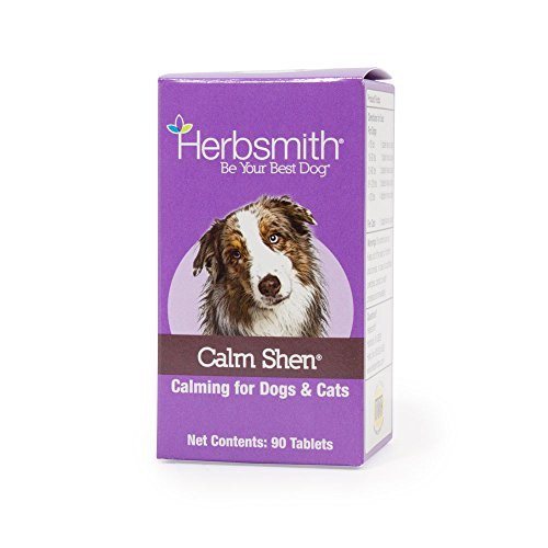 Herbsmith Calm Shen – Herbal Blend for Dogs &...