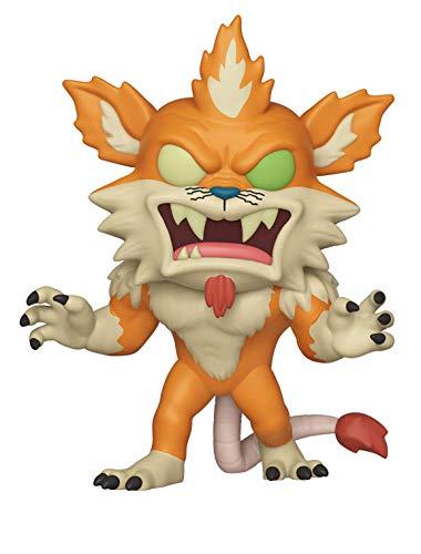 Pop! Figura de Vinilo Animacion Rick & Morty S6 - Squanchy (Squanched out)
