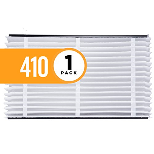 Aprilaire 410 Air Filter for Aprilaire Whole Home Air Purifiers, MERV 11 (Pack of 1)