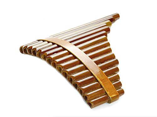Panforest Pan Flute 15 Pipes Handmade Bamboo Flauta pan pipes Handmade Panflutes Flauta Musical Instruments Professional Concert Instrument