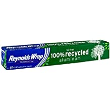 Reynolds Wrap Recycled Aluminum Foil, 50 sq ft