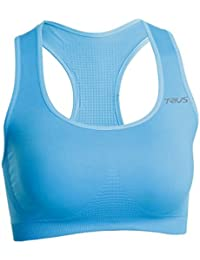 Women's Seamless - High Impact - Full Support - Double Layer - Racerback Sports Bra