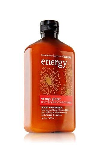 Aromatherapy Body & Shine Conditioner Energy 16 fl oz - Oran