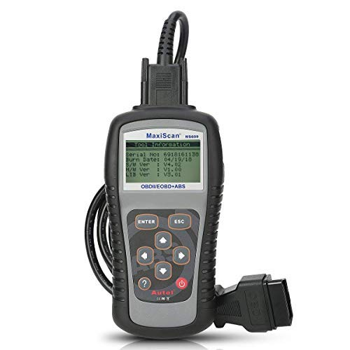 Autel MS609 Code Reader OBD2 Scanner Including Full OBDII Functions ABS Diagnostics(Upgraded Version of AL519) by Autel (Image #1)