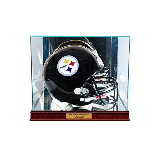 49ers helmet display case - 9