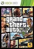 Grand Theft Auto V (Microsoft Xbox 360, 2013) New/Sealed~FREE SHIPPING!!