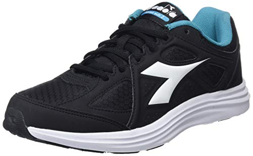 Running Negro C7406 Heron 2 White W Diadora Win Zapatillas para Mujer Black de xzYC4q7w