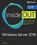 img - for Windows Server 2016 Inside Out (includes Current Book Service) book / textbook / text book