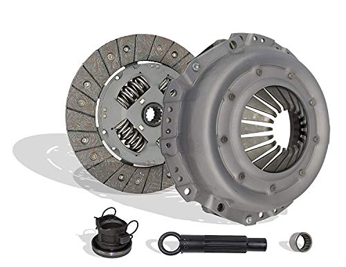 Clutch Kit Works With Dodge Dakota Pickup Truck Base Slt Sport Ws Standard Extended Cab Pickup 1995-1998 2.5L l4 GAS OHV Naturally Aspirated (Fits from Sep 22, 1995)