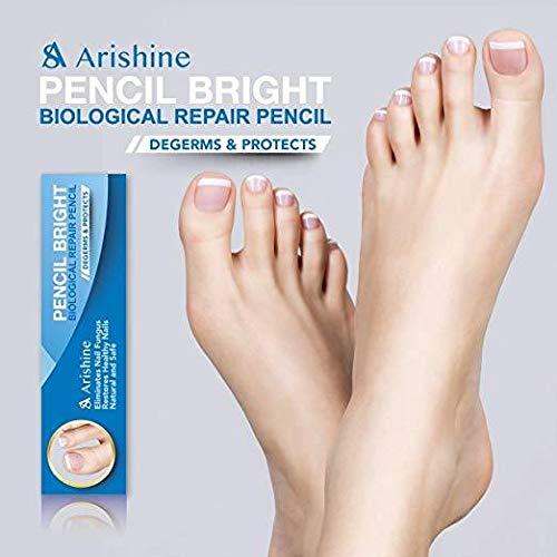 Arishine Toenail Fungus Treatment, Fungus Stop, Toenail Antifungal Care, Nail Fungus Treatment Pen, Fungal Nail Gel, Anti Fungus Nail Treatment, Nail Fungus Solution Effective Against Nail Fungus