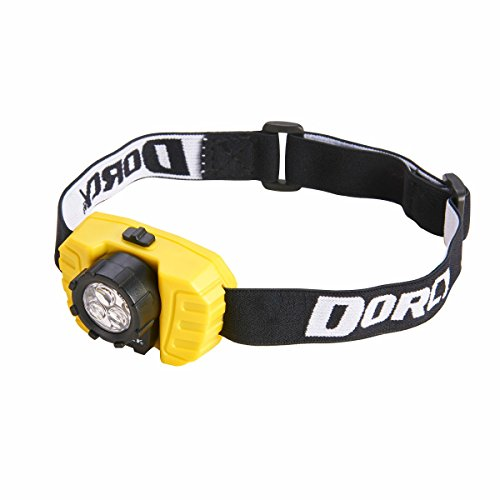 (Dorcy 28 Lumen Lightweight, Everyday Use Headlamp, 41-2099)