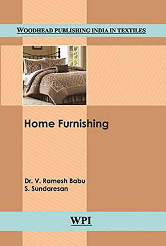 Home Furnishing (Woodhead Publishing India in Textiles)