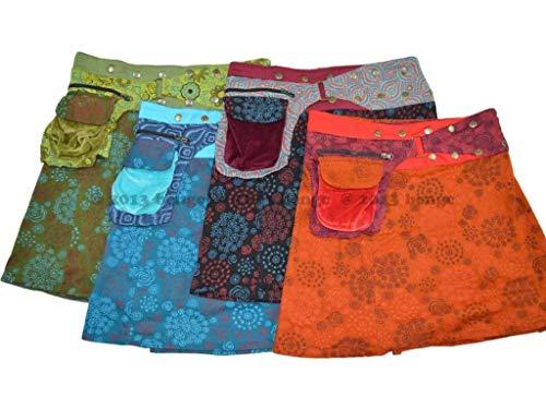 (Kathmandu Skirt Travel Beach Wrap M L XL 2X 3X 4X 5X Adjustable Reversible)