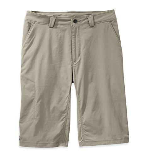 - Outdoor Research Men's Equinox Crosstown Shorts, Cairn, 36