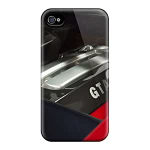 High Quality Engines Gta Spano Case For Iphone 4/4s / Perfect Case