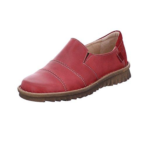 Josef Seibel Women's Melli 03 Loafers, Red (Red), 6 UK 40 EU