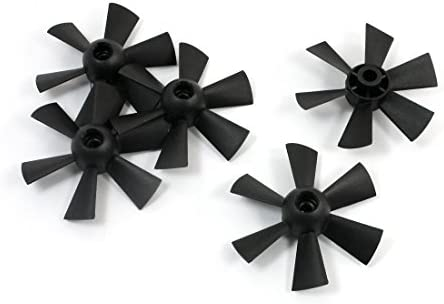 Sourcingmap a14031300ux0524-5pcs negras de plástico 6 cuchillas ...