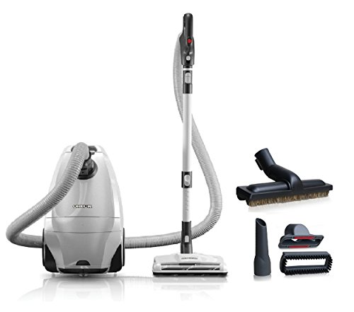 Oreck Venture Pro Multifloor Bagged Canister Vacuum Cleaner, SK30080PC – Corded
