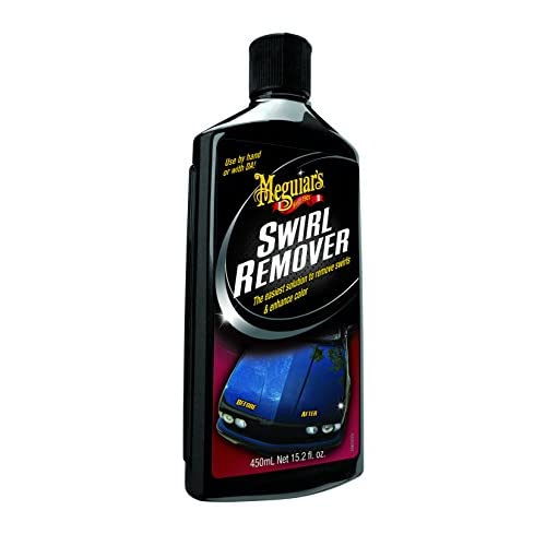Meguiar's Swirl Remover Nettoyant anti-marques de frottement free shipping