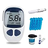 Our product review for Jinon Handheld Blood Glucose Monitor,Electronic Glucometer Digital Diabetes Test Meter Monitor Kit With 50 FREE Test Strips,Lancets- USA Shipping