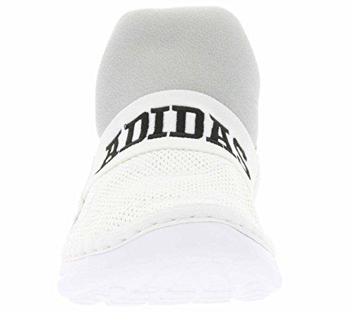 Adidas Cloudfoam Più Zen - Aq5859 Bianco-nero-grigio