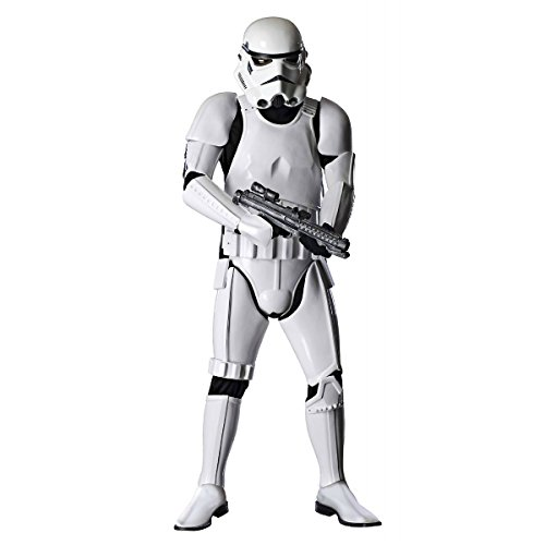 [Supreme Edition Stormtrooper Adult Costume - X-Large] (Supreme Stormtrooper Costumes)