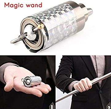New High Quality Pocket Staff Portable Martial Arts Metal Magic Pocket Bo Staff