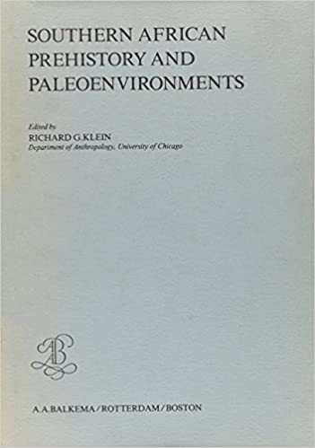 Southern African Prehistory & Palaeoenv.