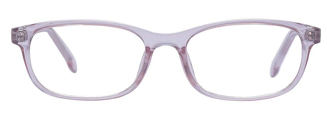 Outray Blue Light Block Glasses Rectangle Optical Eyewear Non-prescription Eyeglasses Frame for Women