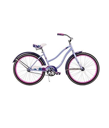 26'' Huffy Womens' Cranbrook Cruiser Bike, White
