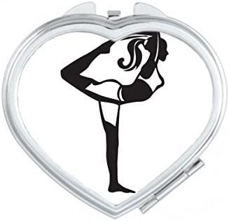 DIYthinker El Estirar del Yoga Mantenga Sano de los Deportes ...