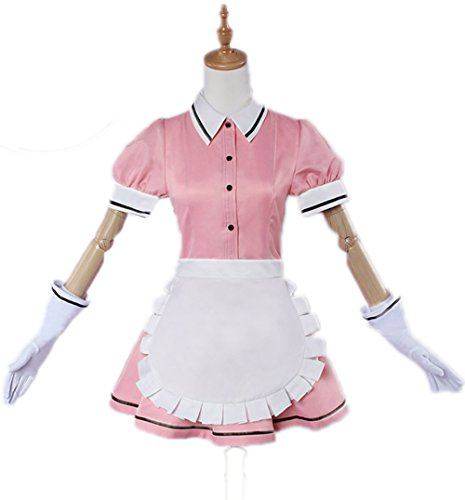 Nuoqi Blend-S Women's maika Sakuranomiya Anime Uniforms Cosplay Costumes