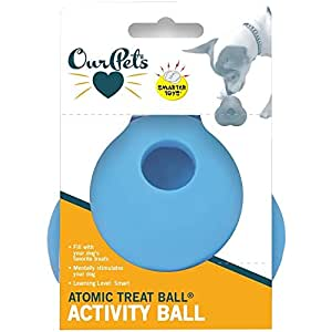 Atomic Treat 5-Inch Ball (Colors Vary)