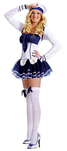 Marine Hottie Costume - Medium/Large - Medium/Large