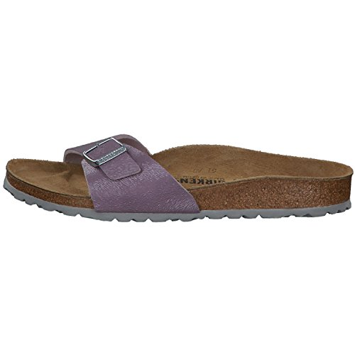 Animal Mules Birkenstock Purple Mujer Fascination Madrid para zgI7q