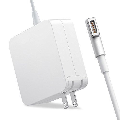 Macbook Pro Charger, AC 60W Magsafe L-Tip Power Adapter Replacement Charger for Apple Macbook Pro 13 inch A1181 A1278 A1184 A1330 A1342 A1344 Macbook Power Cord