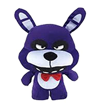 Five Nights At Freddy's Bonnie Plush Doll Toy, 10 Inch: Toys & Games