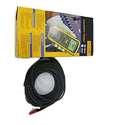 Fluke 1503 Insulation Resistance Tester, LCD Display, 2000 Megaohm Resistance, 500V/1000V Voltage