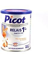 Picot-Lait Relais 1Er Age De 0 A 6 Mois Picot, 400 G