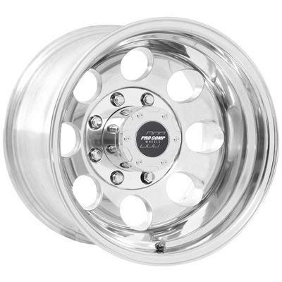 Pro Comp Alloys Series 69 Wheel with Polished Finish (17x9