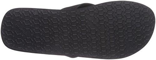 O'Neill Ftm Imprint Pattern, Men's Thong Sandals Multi-coloured - Mehrfarbig (9910 Black Aop)
