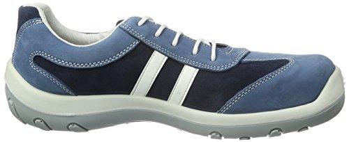 MTS de De Zapatos Olivia azul 9208 Miss Sicherheitsschuhe MTS Seguridad S3 mujer Flex azul piel vr84vqTa