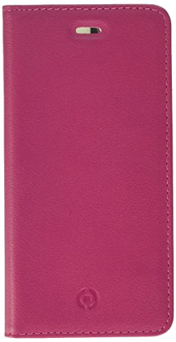 Celly Airpelle Agenda Etui portefeuille pour iPhone6/6S Rose