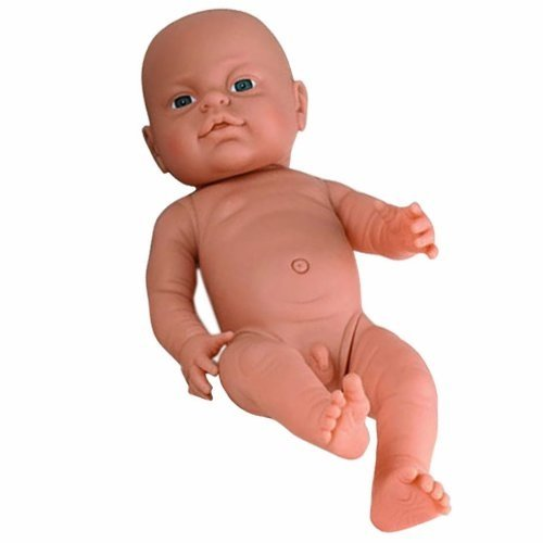 Dolls World Early Moments Boy (White) ToyCentre 8591