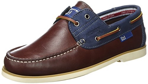 Dark Bordo Hechter Men Blue 821136021015 Daniel Red Moccasins g7AqPB