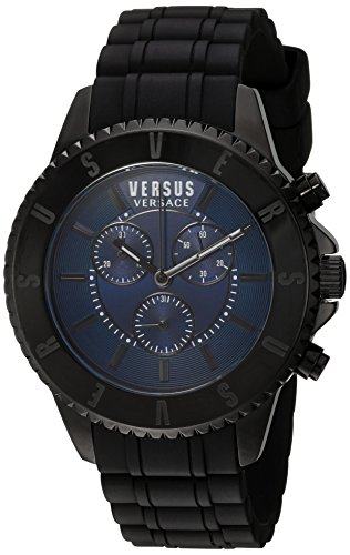 Versus-by-Versace-Mens-SGN100015-TOKYO-CHRONO-Analog-Display-Quartz-Black-Watch