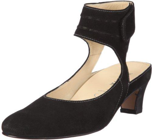 Weite Rimini mujer de G de 0100 304682 1 para Zapatos Negro Hassia vestir ante q5B7xwdHq