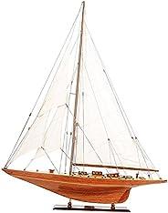 Old Modern Handicrafts Shamrock Yacht Collectible, Large